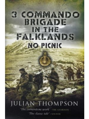 3 Commando Brigade in the Falklands - No Picnic