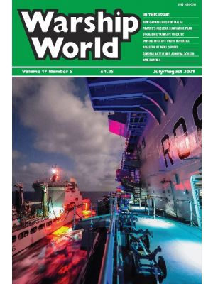 17/05 Warship World July/August 2021