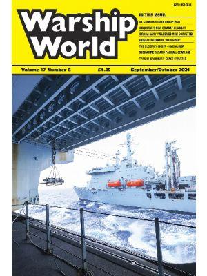17/06 Warship World September/October 2021